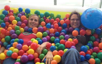 Love Does Stuff Ball pit