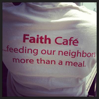 Nature of a Servant Faith Cafe