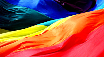 Rainbow Flag Flickr
