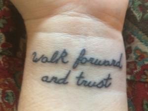 tattoo wrist