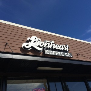 Lionheart Coffee Co, Andee Zomerman