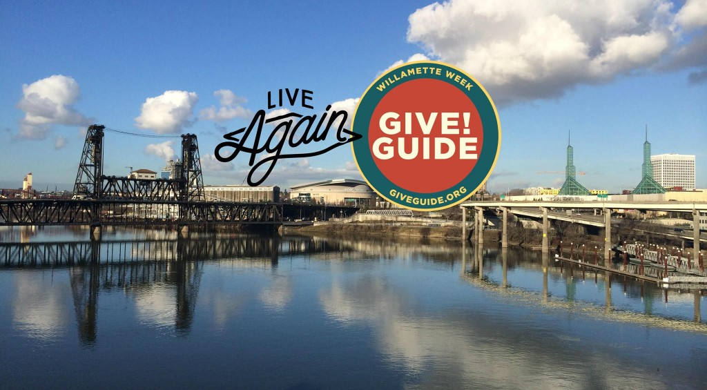 Stumptown Christian: Live Again, Give!Guide