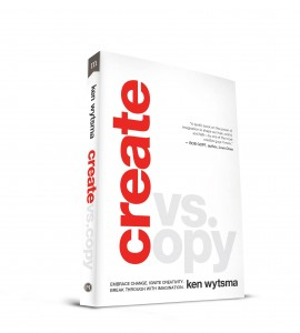 Create vs Copy Stumptown Christian