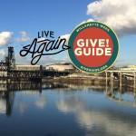 Stumptown Christian: Live Again, Give!Guide